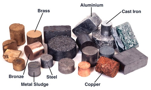 Metallic Materials Analysis Service
