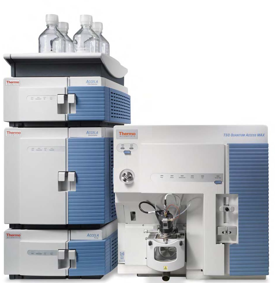 TSQ Quantum Access MAX Triple Quadrupole Mass Spectrometer